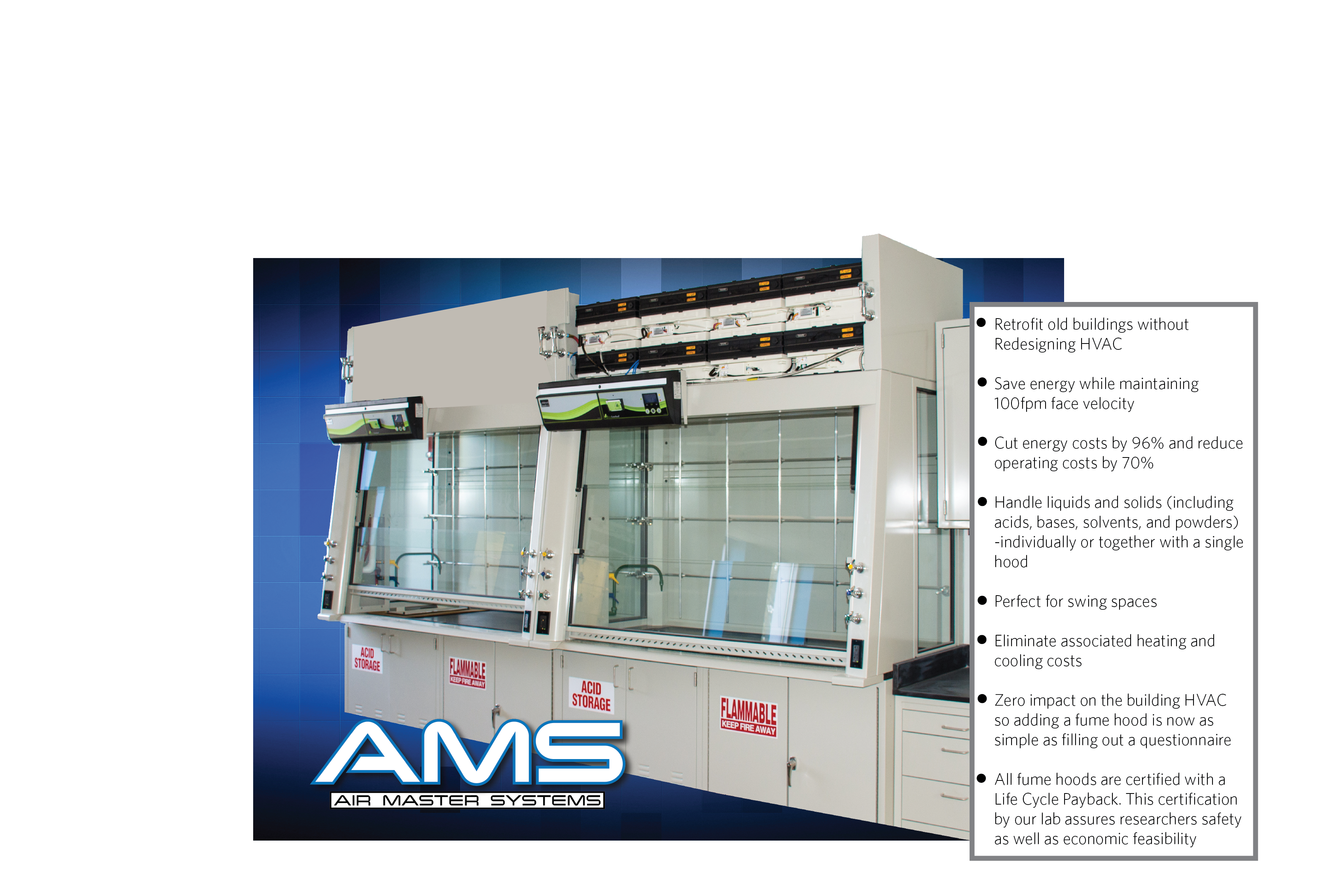 Green Solution Fume Hood Chemical Filtration » Air Masters