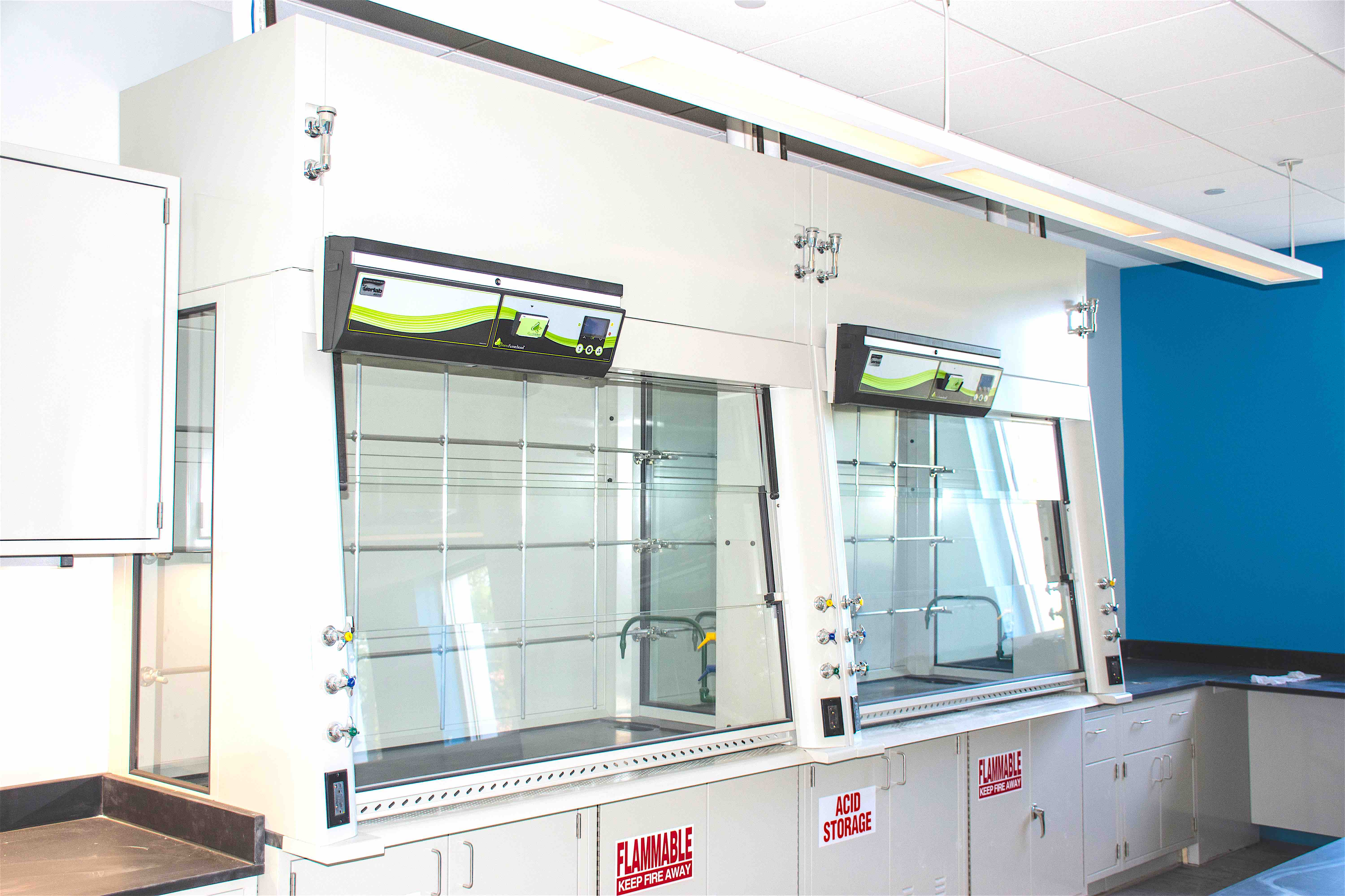 Green Solution Fume Hood Chemical Filtration 187 Air Masters