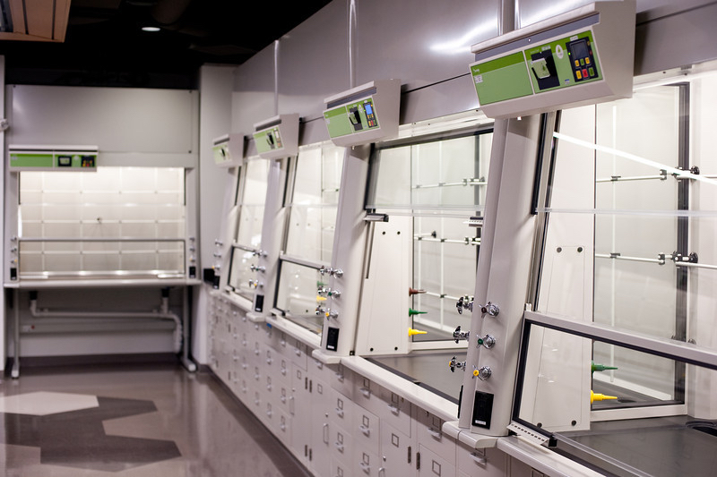 fume hoods have been solving laboratory ventilation problems since 1975