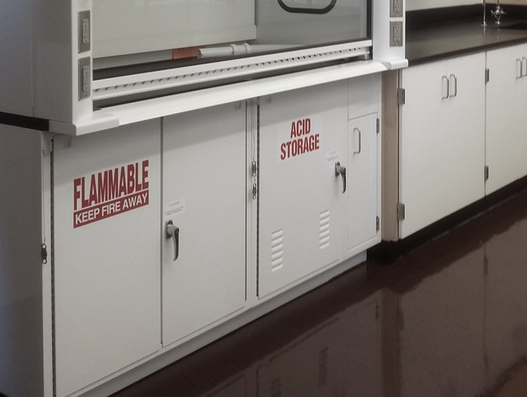 Flammable And Solvents Cabinets Air Master Systems Corp